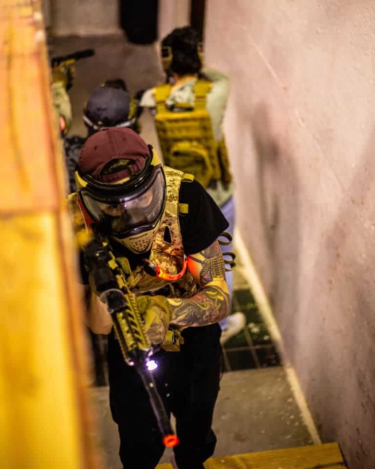 Houston Airsoft CQB